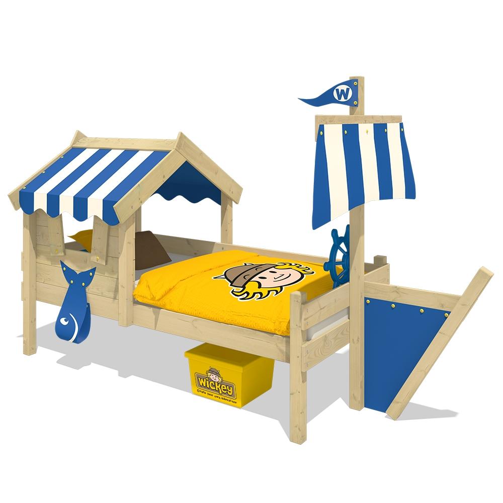 Abbildung von Wickey Abenteuerbett kaufen Kinderbett CrAzY Finny